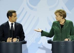 Merkel y Sarkozy se preparan para dar el 'pistoletazo' de salida a la semana más crucial para la zona euro