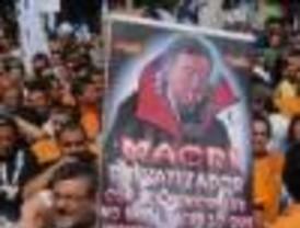 Los municipales porteños convocaron a un paro general de 72 horas en contra de Macri