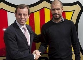 Rosell olvida ahora el 'perdón' arbitral ante el Valencia: las dos caras del Barça