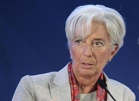 'Una voz desde el mercado': FMI, previsiones a la baja