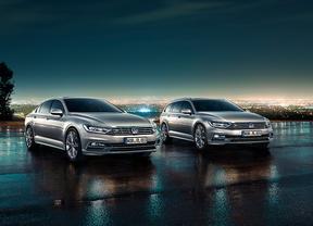 El Volkswagen Passat, el modelo más valorado por los internautas españoles en julio