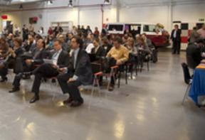 AJE Madrid y negocios&networking organizan el IV Encuentro Comercial que reúne a cientos de emprendedores, pymes y autónomos