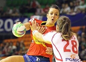 Las 'guerreras' balonmaneras se juegan ante Rumanía asegurarse las semifinales del Europeo