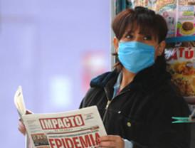 Rebrote de Gripe A cobra una víctima fatal en Santa Cruz