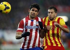 Combate nulo: Atleti y Barça se respetan mucho y mantienen las espadas en alto (0-0)