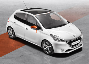 Peugeot lanza una edición especial del 108 inspirada en el Roland Garros