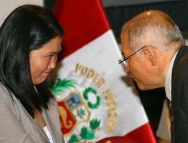 """Keiko Fujimori dice estar """"lista"""" para enfrentar a cualquier adversario en segunda vuelta"""