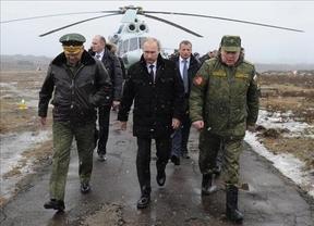 Rusia, pese a retirar sus tropas de la frontera con Ucrania, avisa a EEUU que no tolerará sanciones internacionales