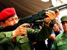 Gasto militar de Venezuela asciende a más de 15 mil millones de dólares