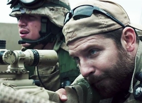 Bradley Cooper, el francotirador de la cartelera de cine