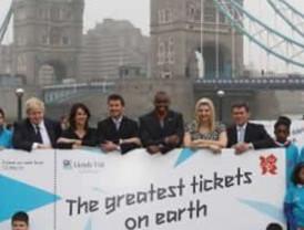 Comienza venta de boletos para Juegos Olímpicos de Londres 2012