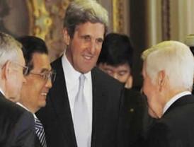 El presidente de China en el Congreso de EE.UU.