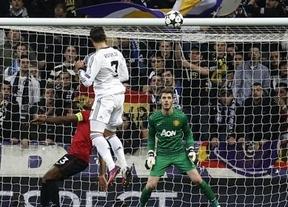 Horario Manchester United-Real Madrid Champions League: a la caza de Cristiano Ronaldo este martes 5 de mazo (20:45, La1)