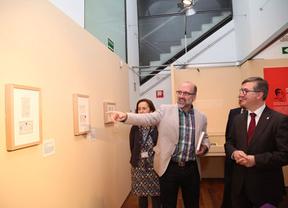 La Biblioteca Nacional exhibe sus fondos cervantinos en el 'Año Quijote'