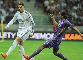 El Madrid despide la pretemporada con derrota ante la Fiorentina (1-2)
