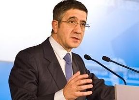 Patxi López pidió a Rajoy negociar con Bruselas la flexibilización del déficit