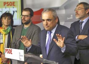 Rafael Simancas, al frente de la gestora del PSM (EFE)
