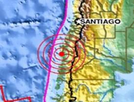 Reciente sismo en Chile fue réplica de terremoto de febrero