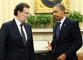Conexión Obama: Rajoy charló con el presidente norteamericano sobre el 11-M y la crisis de Crimea