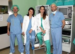 Consiguen reconstruir parcialmente la frente de un paciente en el Hospital de Cuenca
