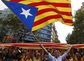 Balance de la Diada: el independentismo catalán consigue hacerse oír en el mundo pero pierde el impacto del año pasado