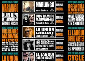 Marlango, Marwan, La Unión y El Langui, entre las estrellas del Noise Off Festival