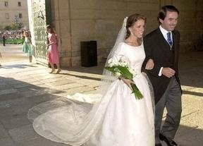 Nueva oleada de informaciones duras contra el PP: la 'trama Gürtel' pagó parte de la boda de Ana Aznar