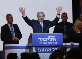 El Likud de Netanyahu sorprende y gana las elecciones en Israel con una amplia ventaja sobre la coalición opositora Unión Sionista