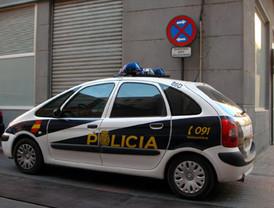 Detenido un joven con asuntos pendientes en un juzgado de Murcia