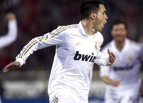 El Madrid gana por la mínima al Mallorca (1-2) y duerme a 8 puntos del Barça