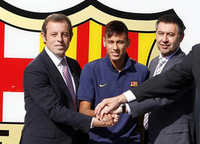 El presidente del Barça, imputado por el 'caso Neymar'
