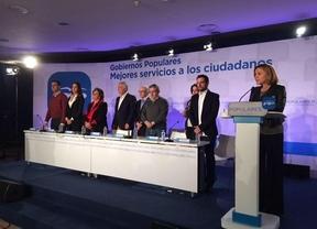 Javier Arenas dice en Ciudad Real que el PP ha cumplido programa