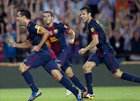 Un Granada muy serio hace sufrir al Barça hasta el último suspiro del partido en el Camp Nou (2-0)