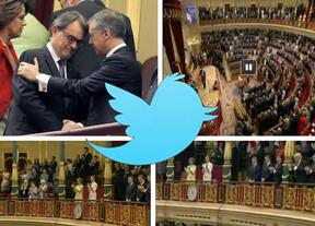 La proclamación de Felipe VI, en Twitter