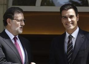 El primer 'cara a cara' parlamentario Rajoy-Sánchez empieza con los reproches a la herencia socialista