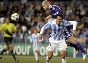 La UEFA deja fuera al Málaga para la próxima competición europea