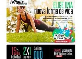iVitalia.com lanza una nueva plataforma 'on line' de deporte, nutrición y salud