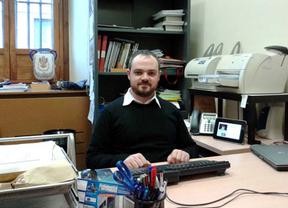 Carlos Jiménez, joven investigador de la Universidad regional premiado por ELCOGAS