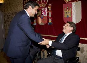 Echániz anuncia una ley transversal para discapacitados