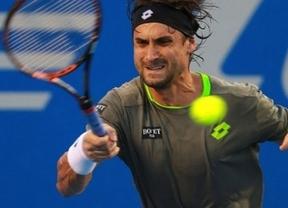 Puro David Ferrer: sufre para remontar y se clasifica para segir adelante en el Masters 1000 de Shanghai