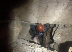 Hallan muerto a uno de los tres espeleólogos españoles que cayeron en un acantilado al sur de Marruecos