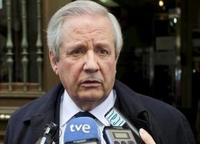 Bárcenas vuelve a quedarse sin abogado: Gómez de Liaño se niega a ejercer su defensa por 'pérdida de confianza'