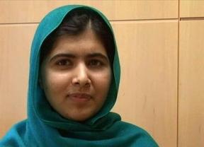 La pakistaní Malala podría ganar hoy el Nobel de la Paz tras hacerse con el Premio Sájarov