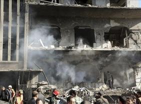 Washington prepara un nuevo Irak en Siria, sólo que al estilo libio