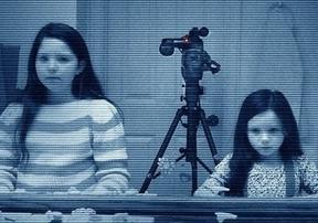 El terror de 'Paranormal Activity 3' arrasa en taquilla