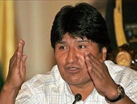 Evo Morales pide que se le retire el Nobel a Obama
