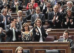 Los diputados del PP, pendientes del Comité Electoral de este miércoles