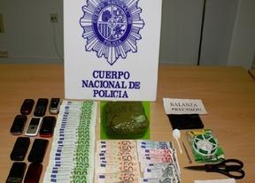 Ocho detenidos por la venta de heroína en Albacete