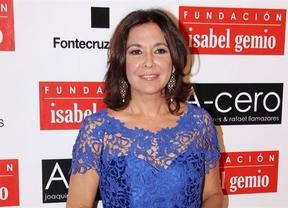 Isabel Gemio, Vendimiadora del Año en Valdepeñas