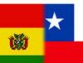 Morales inauguró puesto militar en frontera con Chile
